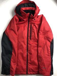 Obermeyer Ski Snow Winter Jacket Red Mens M