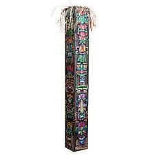 TIKI TOWER * party decorations * surf * beach party * luau