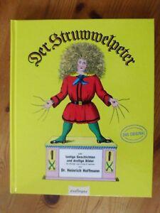 Der Struwwelpeter von Heinrich Hoffmann (2008, Gebunden)