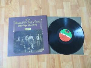 CROSBY STILLS NASH & YOUNG - DEVA VU SD 19118 / 1977