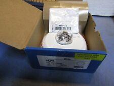 1 System Sensor Scwl Clr Alert Lens Fire Alarm Strobe Ceiling White New Open