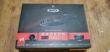 XFX AMD Radeon RX 580 GTS Black Edition 8GB GDDR5 Graphics Card moderately used