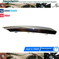 New Jaguar XF Front Chrome Bumper Blade Trim Right Hand C2Z13205
