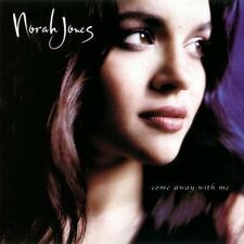 NORAH JONES - Come Away With Me CD *NEW* inc. Don't Know Why, Turn Me On