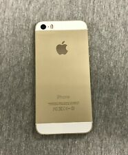 RE@D**APPLE IPHONE 5S (AT&T) 16GB (ICL@UD LOCKED| << GOOD CONDITION.