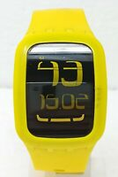 Orologio swatch touch yellow digital touch watch referenza SURJ101 clock montre