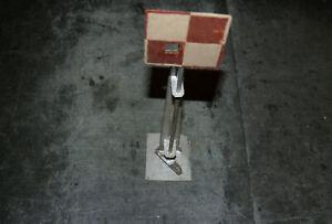 Ancien signal pour TRAIN échelle 1 spur 1 -  29 cm haut - signalisation