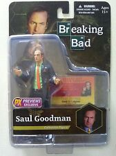 BREAKING BAD SAUL GOODMAN PX VARIANT ACTION FIGURE MOC MEZCO 2014 BETTER CALL