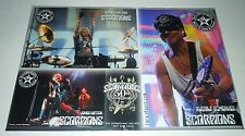 SCORPIONS~Rock N Roll Gangstar~50th Anniversary~Original Promo Poster~12x18