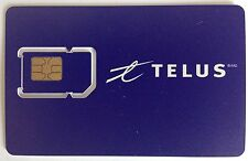 Telus Regular Sim Card