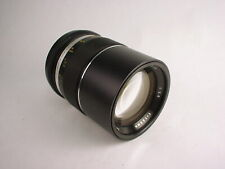 AUTO CAMRON LENS f-135mm 1:2.8 TELEPHOTO # 70003, MADE IN JAPAN FOR NIKON or CAN