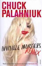 Invisible Monsters Remix von Chuck Palahniuk (2012, Taschenbuch)