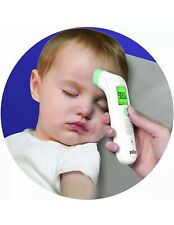 Braun BFH125 Forehead Thermometer White Brand New Children & Adults - No Touch