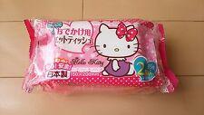 NEW Sanrio Hello Kitty  Wet Tissue 35sheet x 2pcs Made in JAPAN