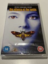 Silence of the Lambs New UMD PSP UK FREE SHIPPING WORLDWIDE Region ALL!