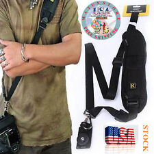 Universal Camera Shoulder Neck Strap Belt Sling for Canon Nikon Sony DSLR @l