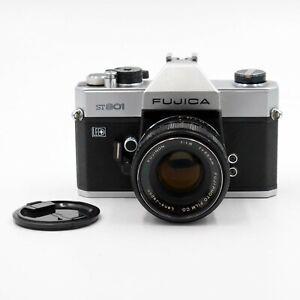 FUJICA ST801 LED mit EBC FUJINON 55mm 1:1,8 - gebraucht