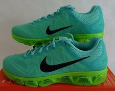 New Womens 11.5 NIKE Air Max Tailwind 7 Hyper Turquoise Shoes $110 683635-300