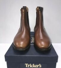 Trickers Lambourn jodhpur boot, Brown, size 8 £425