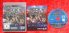 Rock Band 3, PS3, PlayStation 3 Spiel, deutsche Version