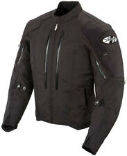 Joe Rocket Atomic 4.0 Motorcycle Jacket Black Waterproof Free Size Exchange