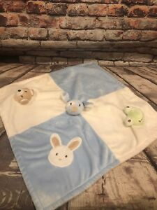 Blankets & beyond Bunny Frog dog bear Security Baby Blanket Lovey