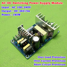 AC-DC Buck Converter 110V 220V to DC 36V 5A 180W Switching Power Supply Module