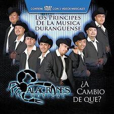 Alacranes Musical : A Cambio De Que CD