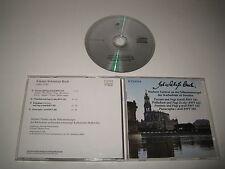 J.S.BACH/TOCCATA & FUGE D-MOLL BWV 565(ETERNA/3 29 012)CD ALBUM
