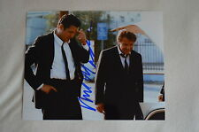 Michael madsen signed autógrafo 20x25 cm en persona reservoir dogs tarantino