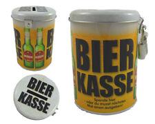 Bierkasse Bier Spardose Trinkkasse Bierspende Sparbüchse Partyartikel Vatertag