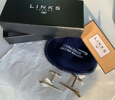 Links Of London Concorde Cufflinks