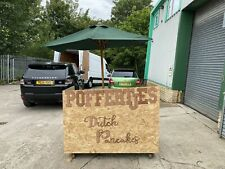 poffertjes Mini Pancake Stall Cart Business Opportunity