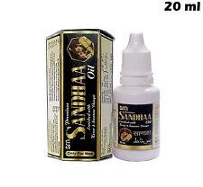 1 x Ayurvedic Premium Sandha Sandhaa Saandhha Sanda Massage Oil for Men 20 ml