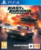 Fast & Furious Crossroads (Guía / Racing) PS4 PLAYSTATION 4 Namco