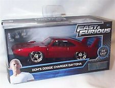 Fast & Furious Dom's Dodge Charger Daytona 1-32 Diecast model Jada 97086