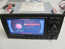 Navi Navigationseinheit RNS-E Audi A4 Modell 2005 8E0035192C Navigationssystem