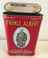 Prince Albert Tobacco Can 1.5 ounce Vintage condition