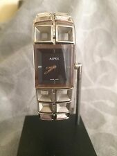 Alfex Switzerland - All Stainless Steel Women's Watch 5536/002 *LIQUIDATION*