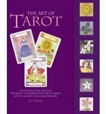 The Art of Tarot - Box Set -INC  78 Tarot cards +64 page Booklet, Very Good Cond