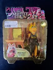 "2002 The Muppets Show "" Miss Piggy "" Figure In Sealed Package"