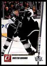 2010-11 Donruss Dustin Brown #235