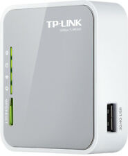 TP-Link TL-MR3020 150 Mbps Portable 3G/4G WLAN-Router N Router