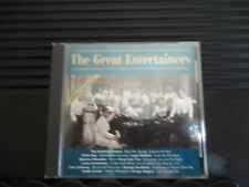 The Great Entertainers CD 1091 The Andrew Sisters  Frank Sinatra Doris Day