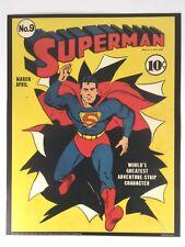 SUPERMAN 9 Wall Art Print 11X14 DC Comics