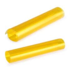 Car Tint Vinyl Fog Headlight Taillight Film Sheet Sticker Yellow Glossy For Mini