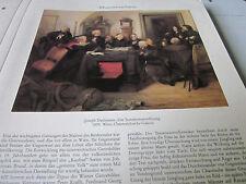 Wien Archiv 8 Museumsschätze 4064 Jeoseph Danhauser Die testamentsöffnung 1839