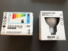 IKEA Tradfri GU10 Wifi Warm White LED Smart Bulb 5.3W Hue Homekit 803.652.70