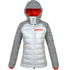 Adidas W Terrex Down Jacket Damen Daunenjacke Winter Jacke Skijacke grau/blau