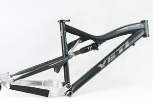 Yeti 575 Alloy Full Suspension MTB Frame Size S
